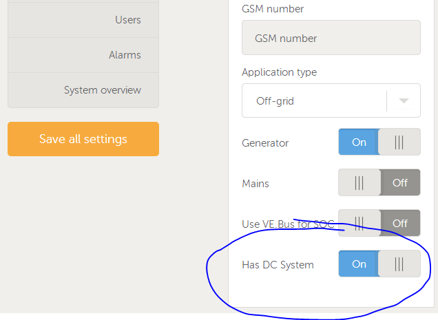 vrm-has-dc-system-setting