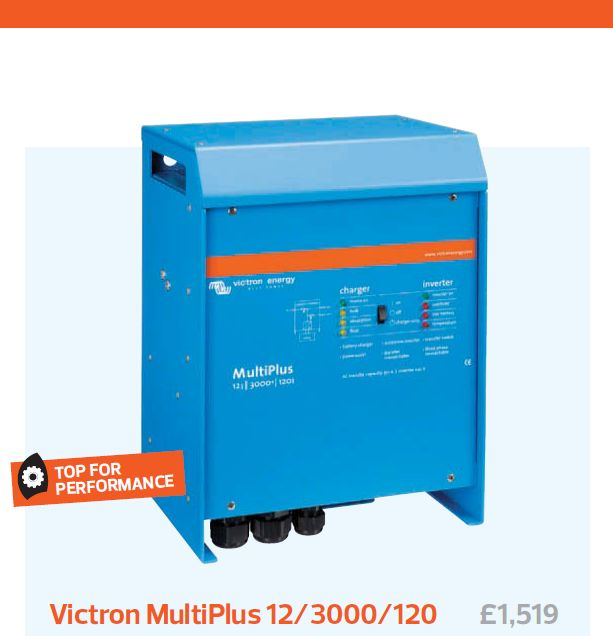 Victron MultiPlus 12/3000/120
