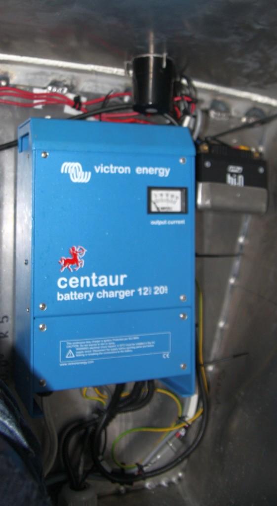 Centaur 12-20 charger