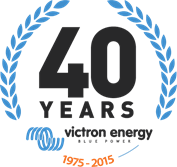 Victron Energy 40 Years - 1975 -2015