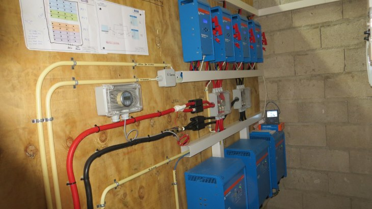 Victron Energy Equipment