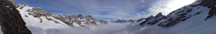 Ecrins Mountains