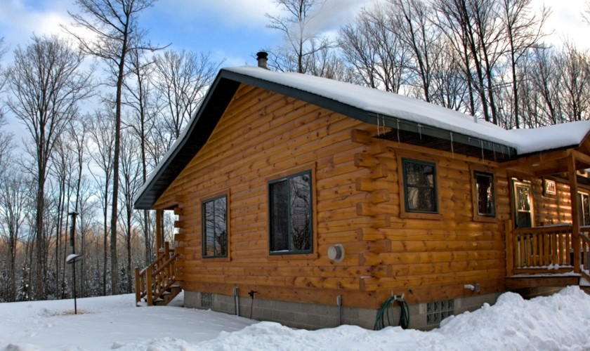 Off-Grid Cabin
