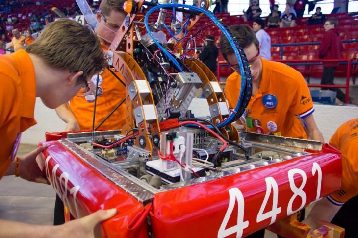 Robots - Team Rembrandts