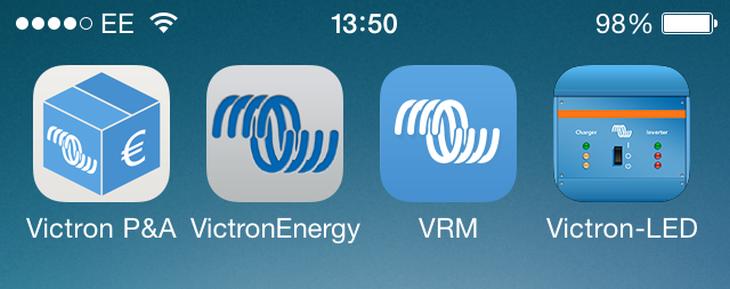 Victron_P&A_App