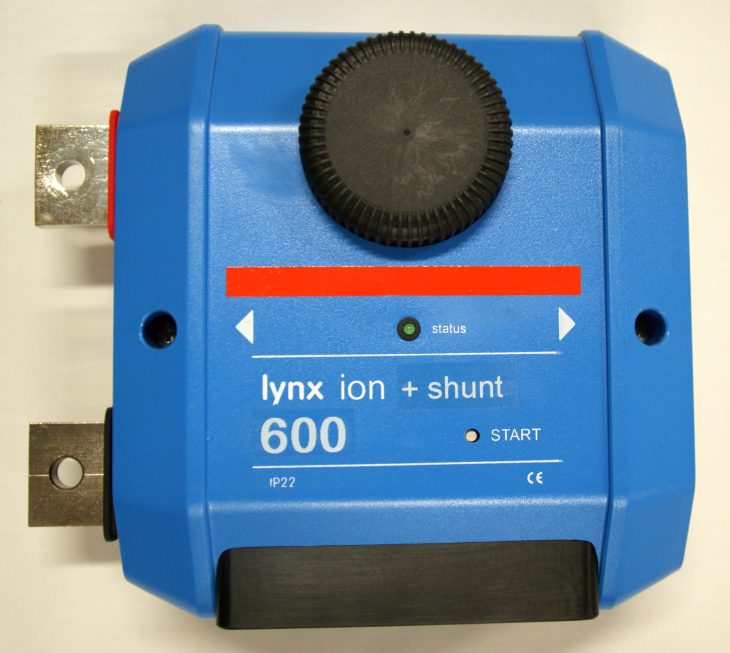 Lynx Ion + Shunt 600