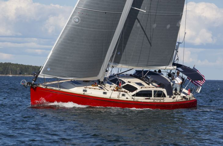 morris yachts 48 gt: electrical innovation/systems award
