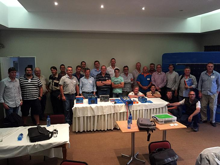 Victron Energy: Training workshops in South Africa - Victron Energy