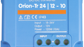 Orion-Tr 24-12-10 (120W) DC-DC converter