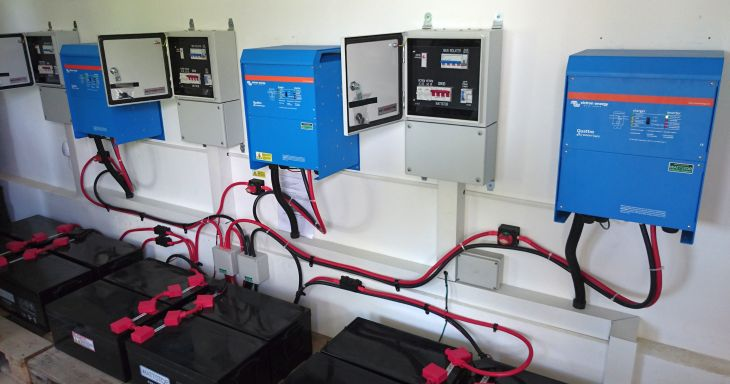 Energy With Wattstor Storage Victron Ybf76gy