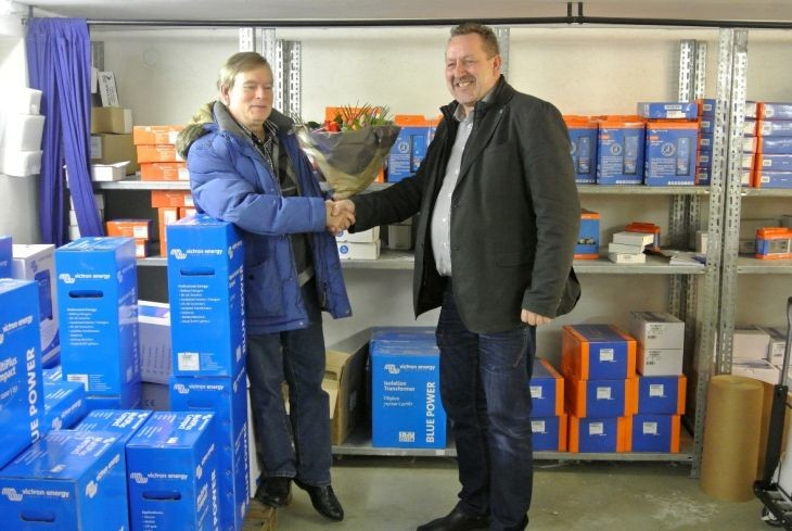 Audio Technik GmbH Congratulations