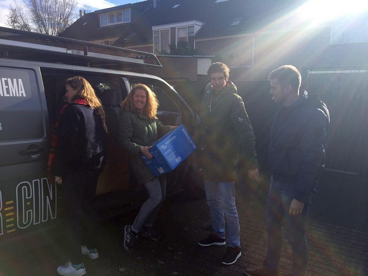 Multiplus and van