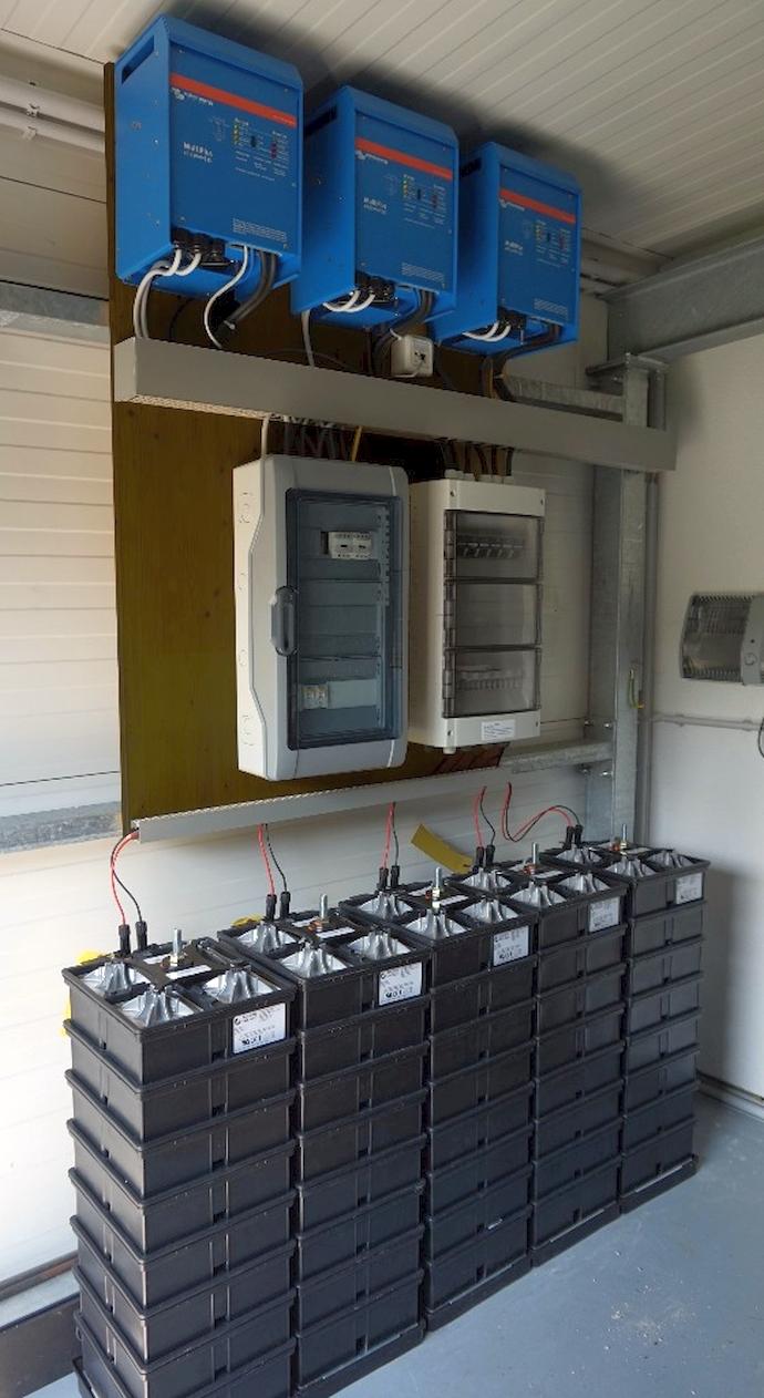 BlueSky Energy: Energy Storage systems & compatibility