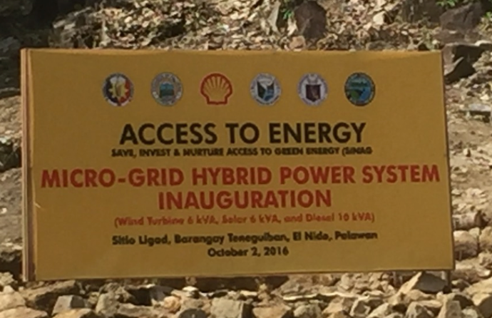 Image result for Microgrids can connect Palawan to main system