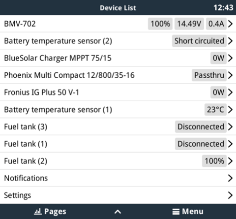 device-list