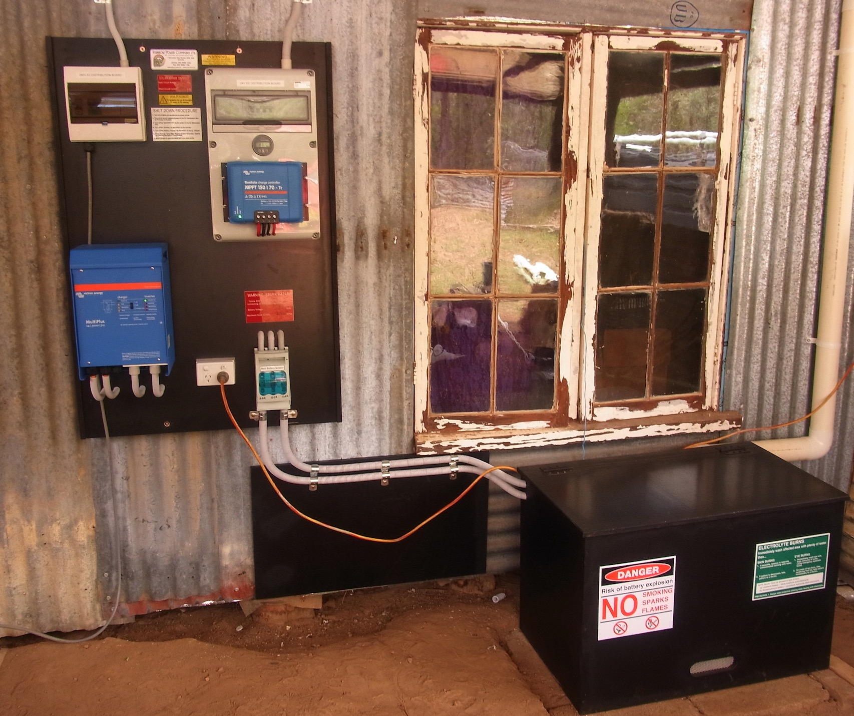 The trouble with generators    - Victron Energy | Victron Energy