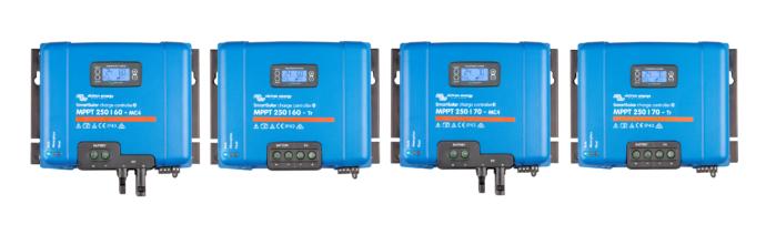 More Smartsolar 250 Volt Mppt Models Announced