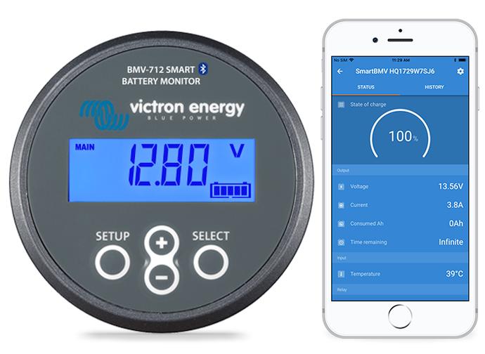 BMV-712 Smart - New instructional videos - Victron Energy