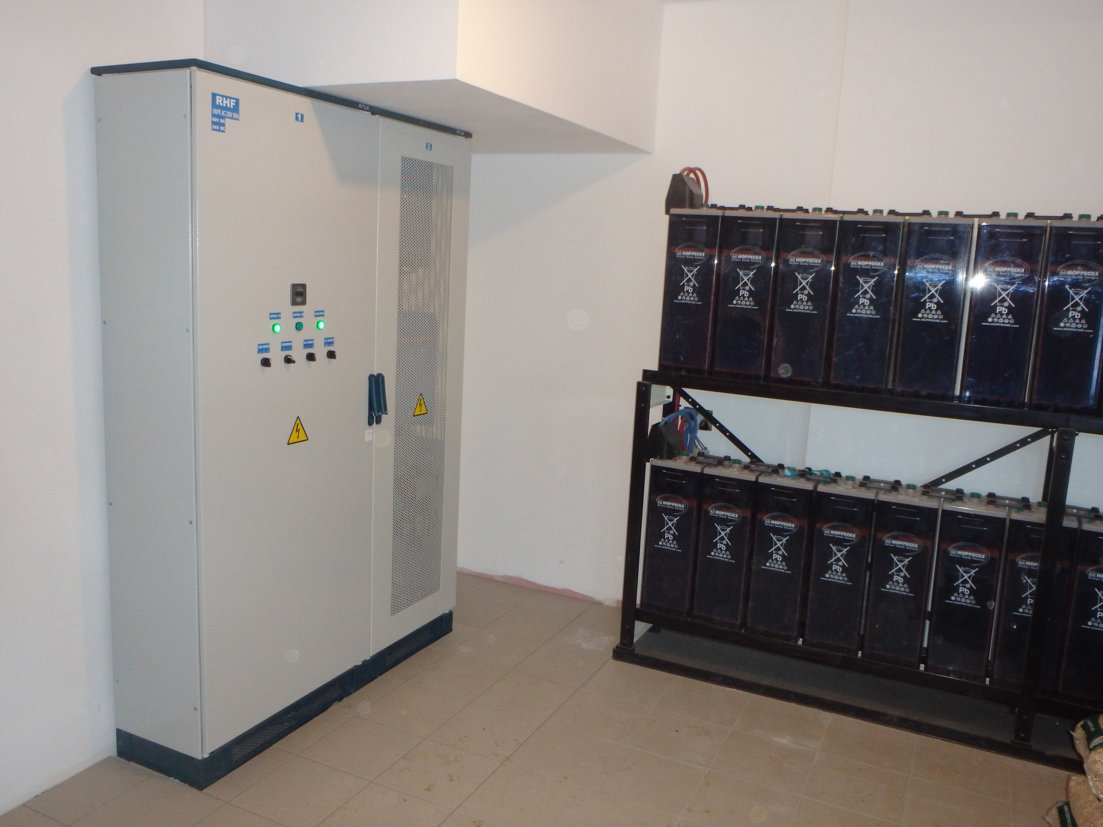 Victron Enhanced Off Grid System Energy An Electrical Circuit Also Requires A Power Source Battery Generator Is Stored In Lead Traction Batteries With Total Capacity Of 73 Kwh