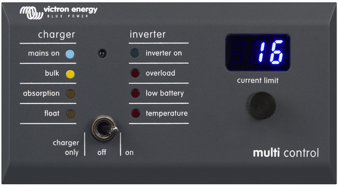 MultiPlus & Quattro Inverter/Chargers: Improved Current Limits