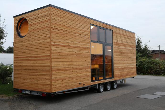 Captivating GreenAkku U0026#8211; Victron Energy Powered Tiny House