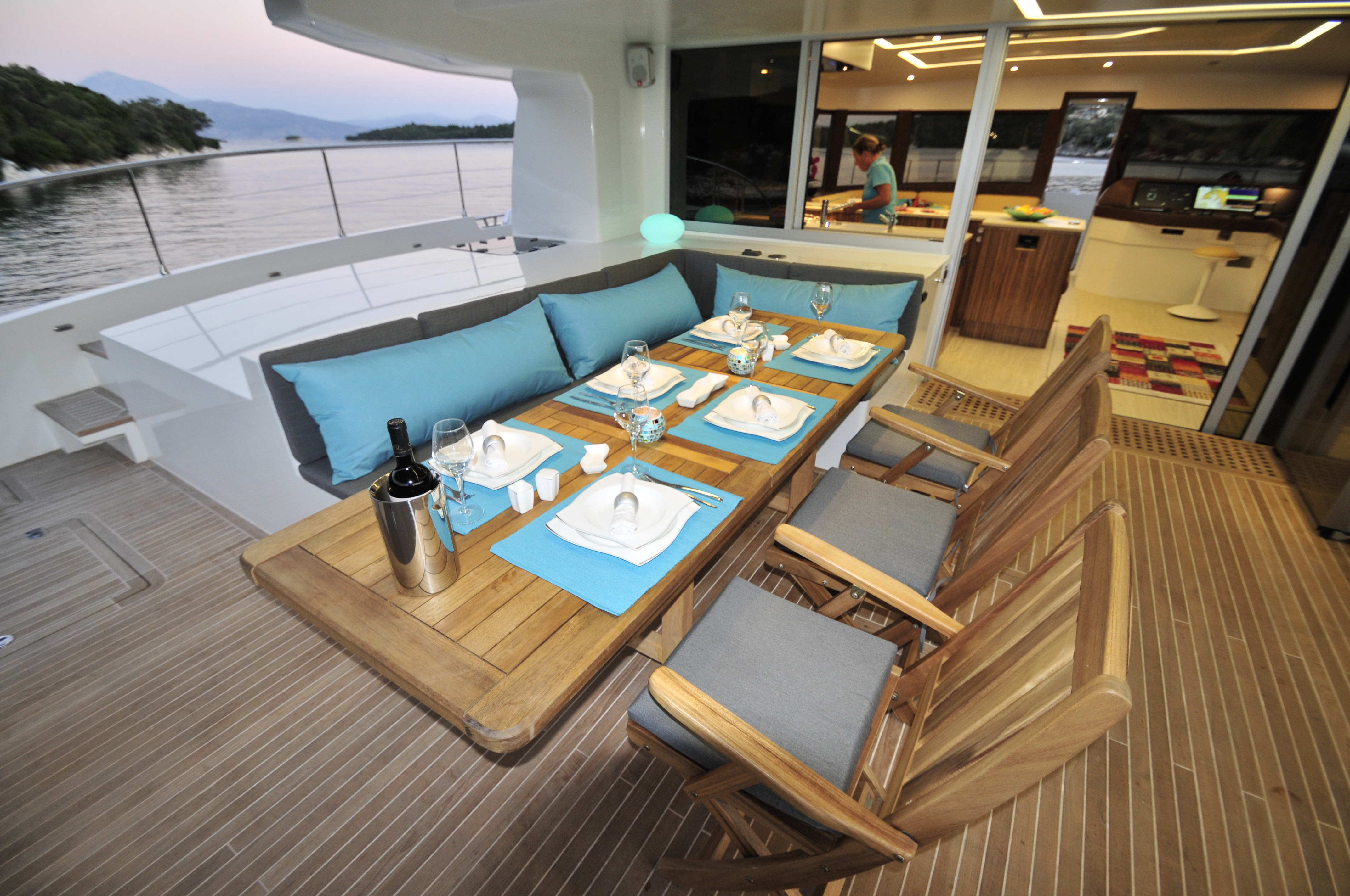 Silent-Yachts: A new breed of cruising yacht - Victron Energy
