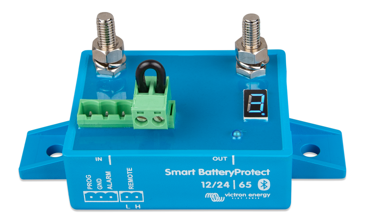 Batteryprotect Gets Smart Victron Energy Victron Energy