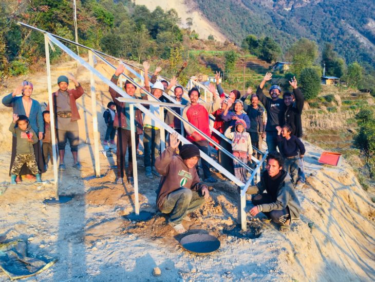 Sustainable micro grid brings hope in the Himalayas