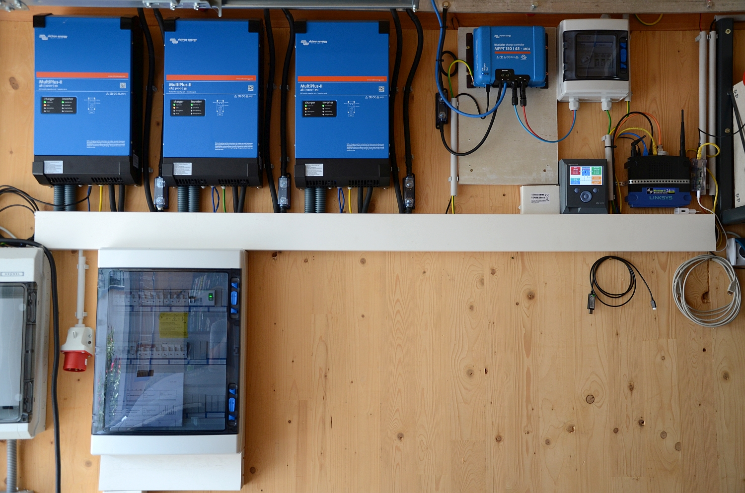 Msol GmbH – A PV, Energy Storage & UPS project