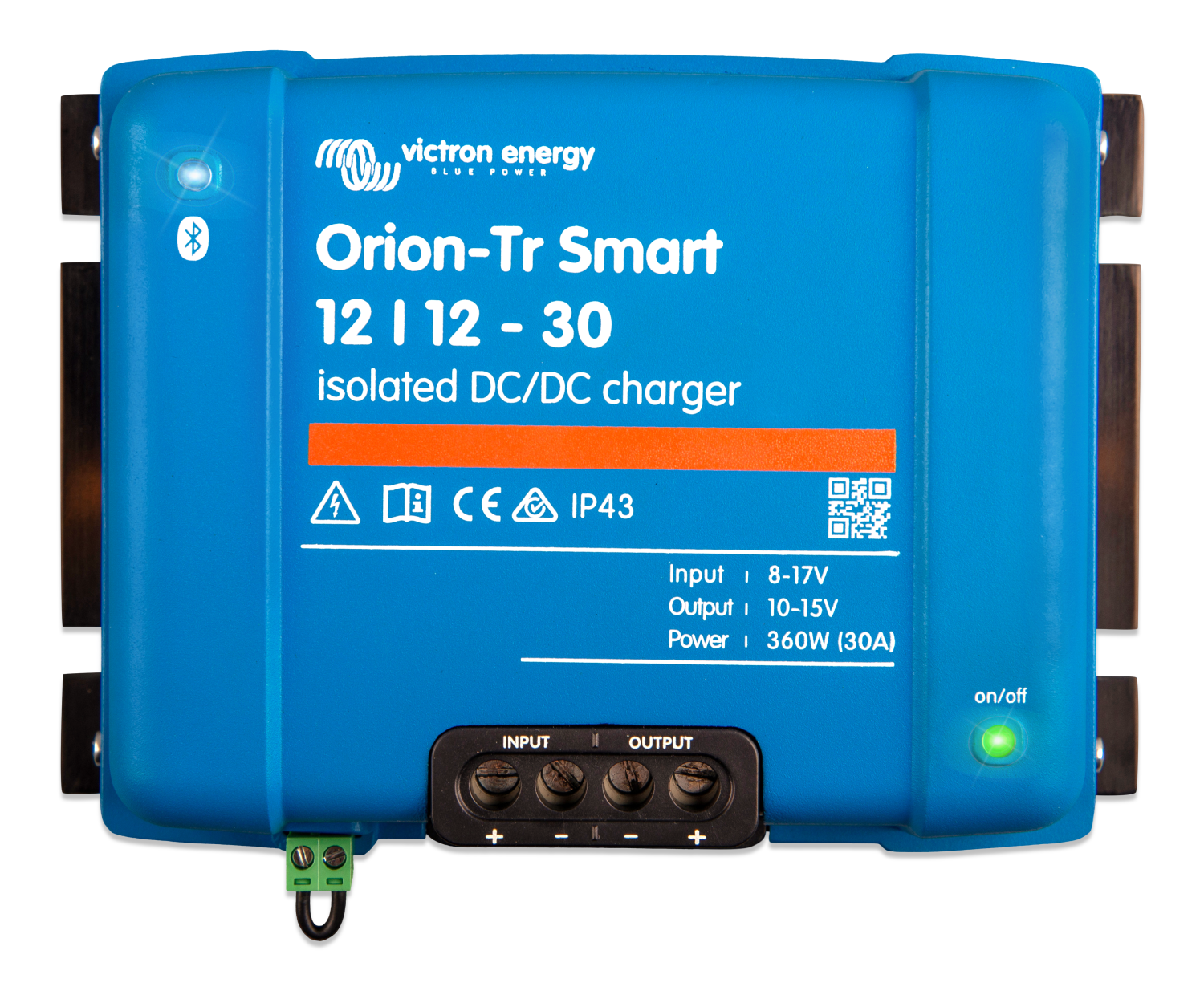 New Product: Orion-Tr Smart DC-DC charger