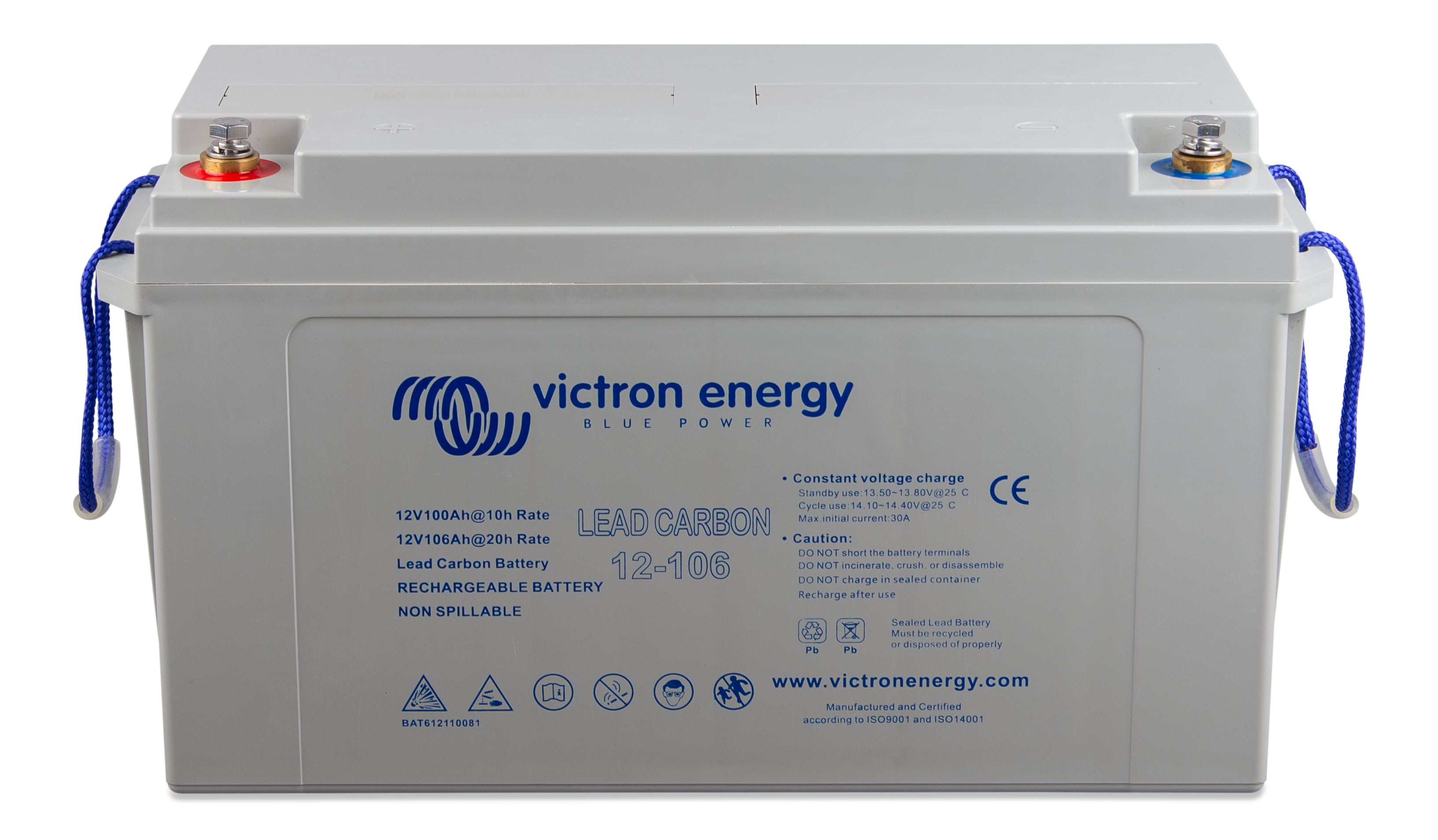 Lead Carbon Battery - Victron Energy