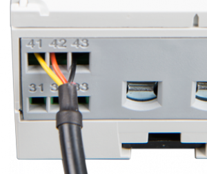 system integration:rs485 em24 Contatori di Energia per impianti ad accumulo EM24 3 phase max 65A/phase Ethernet REL200200100 Ryanenergia