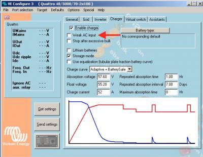 MultiPlus Generator FAQ [Victron Energy]