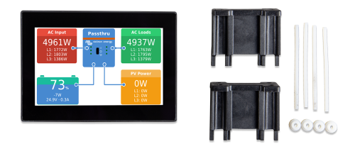 venus Sistema di monitoraggio CANvu GX Victron Energy Fotovoltaico Remote Management BPP900700100 Ryanenergia