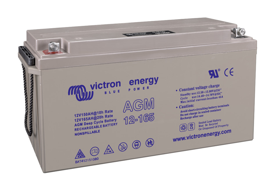 Gel And Agm Batteries Victron Energy