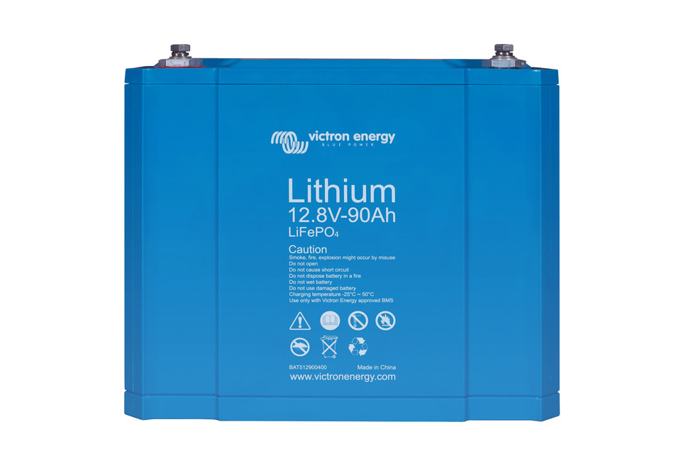Lithium Battery 12 8v Smart