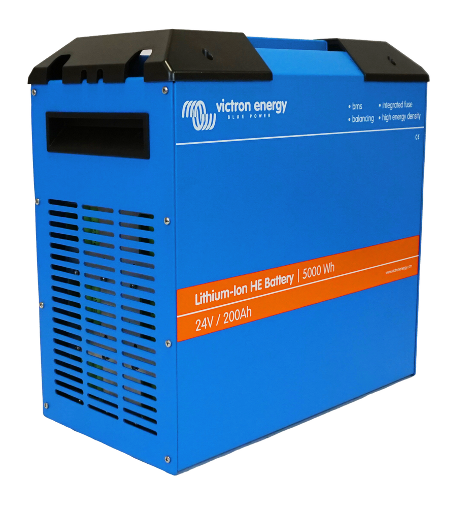 lithium battery 24v victron energy