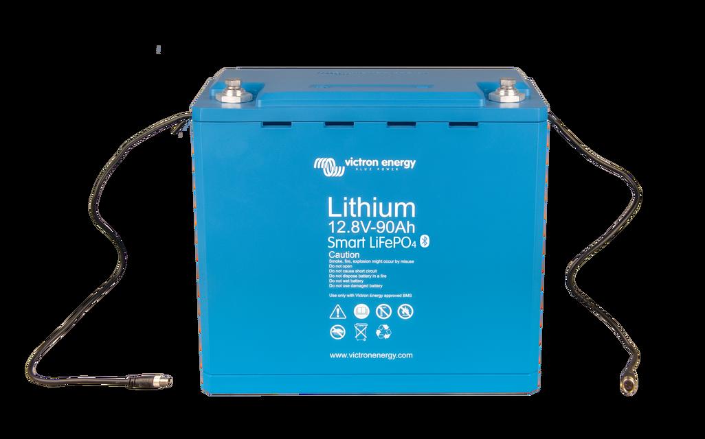 Lithium battery 12,8V & 25,6V Smart - Victron Energy