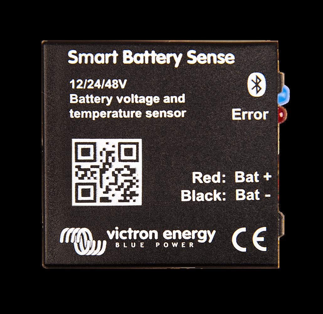 Smart Battery Sense Victron Energy Temp Wiring Diagram Close Up