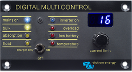 Digital Multi Control 200/200A