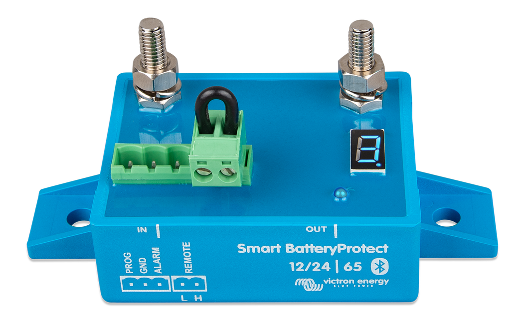 220AMP Bluetooth C. BPR122022000 Victron Smart BatteryProtect 6-35 VDC