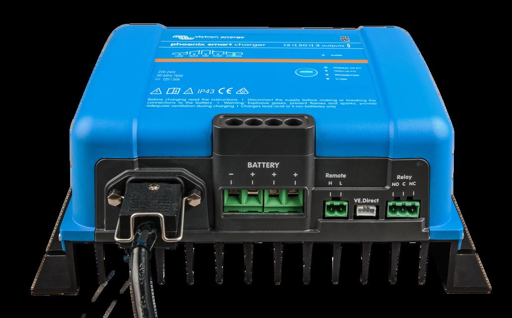 Phoenix Smart IP43 Charger - Victron Energy