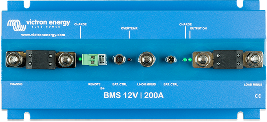 Battery Management System BMS 12/200