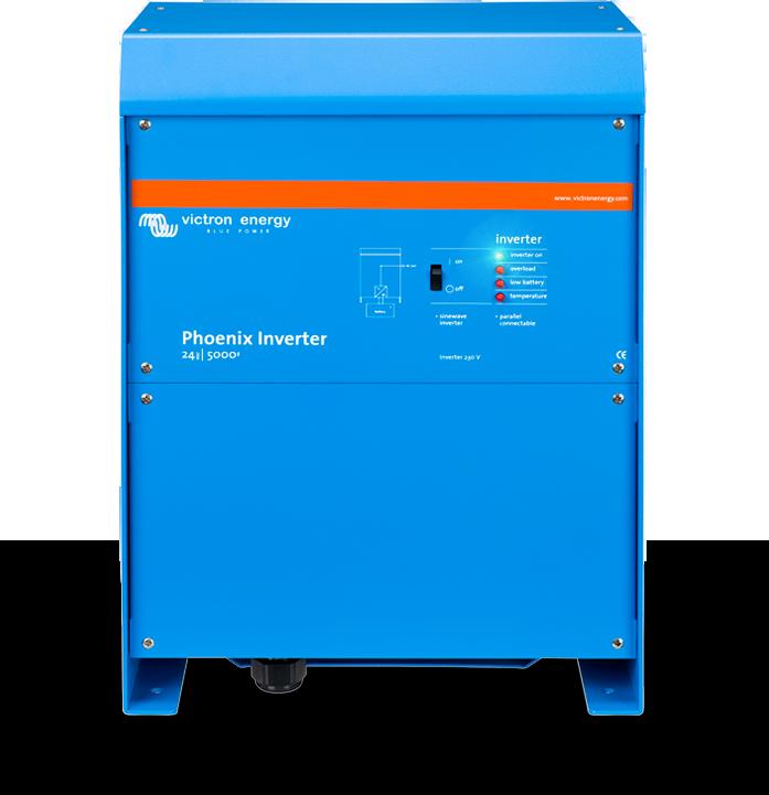 Phoenix Inverter 3000va 5000va Victron Energy