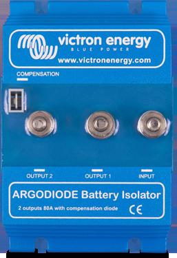 Argo Diode Battery Isolators Victron Energy