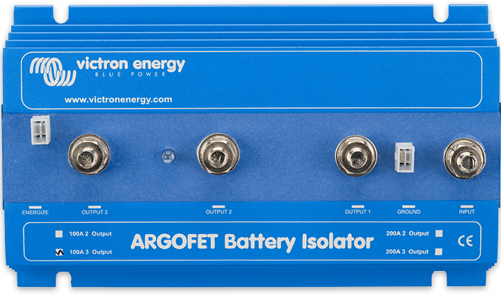 Argo FET Battery Isolators - Victron Energy