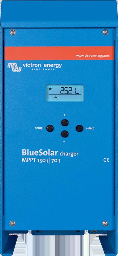 BlueSolar MPPT 150/70 & 150/85 CAN-bus - Victron Energy