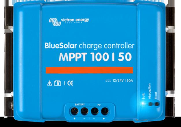 BlueSolar MPPT 100/30 & 100/50