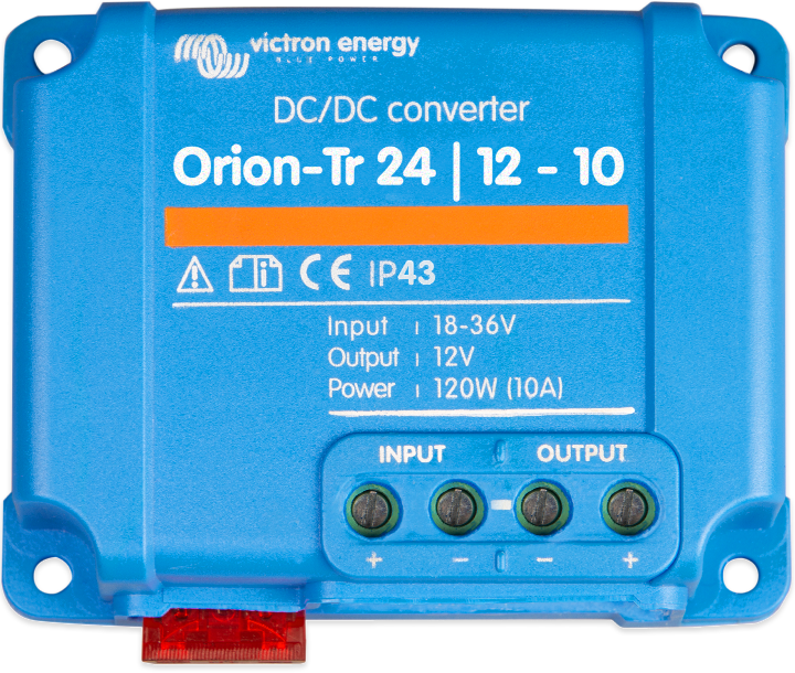 Orion Tr Dc Dc Converters Non Isolated Victron Energy