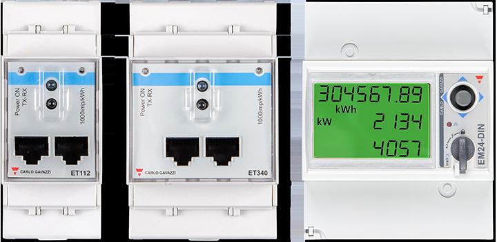 Energy Meters Et112 Et340 Amp Em24 Victron Energy